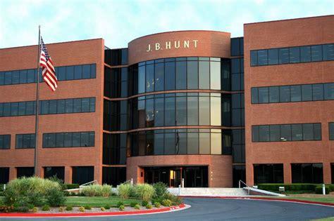 J.B. Hunt Corporate is locate... - J.B. Hunt Office Photo ...