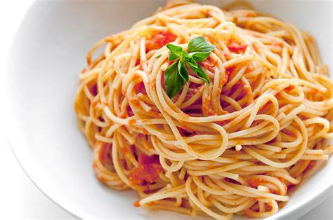 cuisine spaghetti the smells and taste of florence