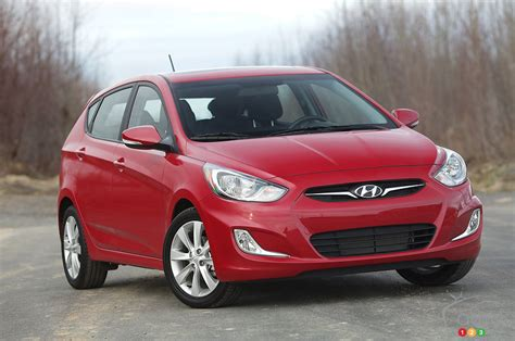 Hyundai Accent Gls Review list of car and truck pictures and auto123