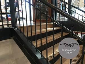 Escalier Industriel Occasion : rampe escalier garde corps fer industriel boutique nice 06 ~ Medecine-chirurgie-esthetiques.com Avis de Voitures