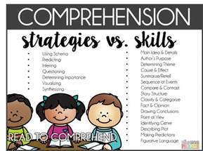 reading and comprehension best 20 reading comprehension strategies ideas on comprehension questions