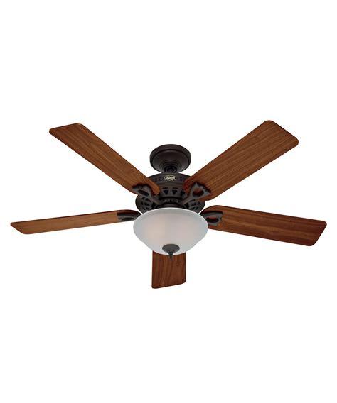hunter fan light bulbs hunter fan 53057 astoria 52 inch ceiling fan with light