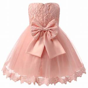 gorgeous flower lace girls dresses children party With baby dresses for weddings