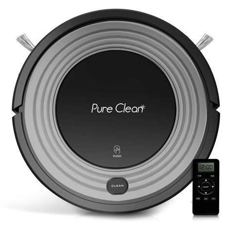 Pure Clean   PUCRC96B   Home and Office   Robot Vacuum