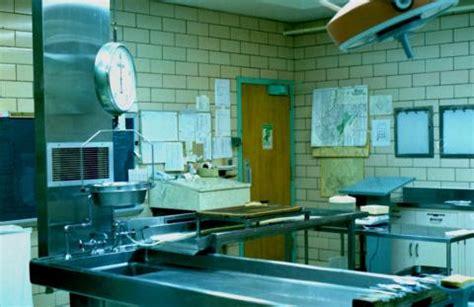 morgue assistant megan parham
