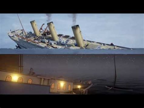 hmhs britannic sinks in 5 minutes read disclaimer
