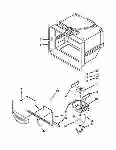 Kitchenaid Refrigerator Parts