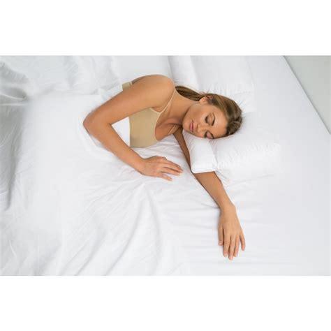 Arm Sleeper - better sleep pillow gel fiber pillow patented arm tunnel