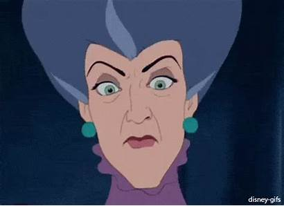 Step Cinderella Mother Gifs Stepmother Lady Tremaine