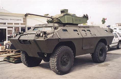 Verne Dragoon Asv 150 Vehicule Blinde Leger à Roues Fiche