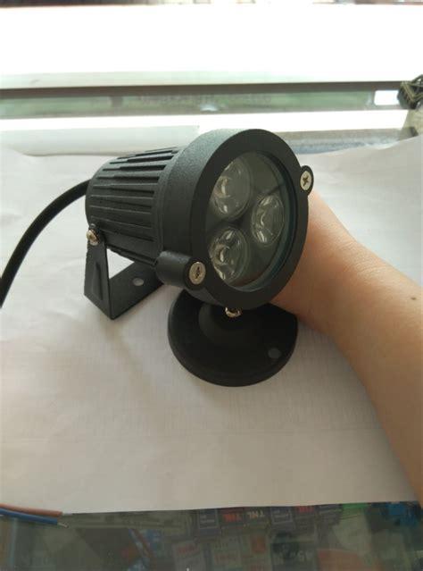 jual lampu taman lampu sorot tancap led spotlight led lawn