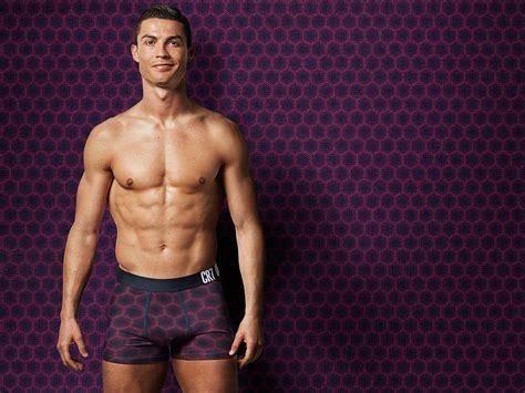 Cristiano Ronaldo Looks Ripped In New Cr7 Underwear