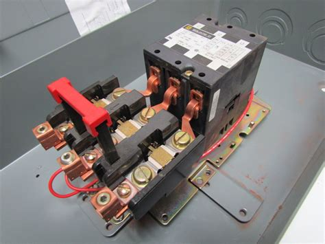 square d 8911dpsg73v09 definite purpose magnetic motor starter 3 ph 240v coil ebay