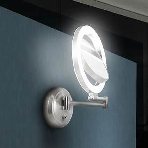 Wandlampe Bad Led : badezimmer wandlampe wandleuchte schminkspiegel spiegel schminken lampe leuchte ebay ~ Markanthonyermac.com Haus und Dekorationen
