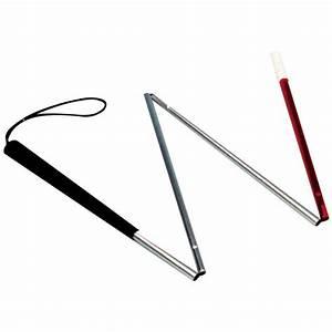 Essential Medical Folding Blind Cane | Folding canes