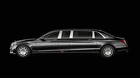 Maybach 2019 : 2019 Mercedes-maybach S650 Pullman Will Set You Back Half