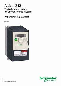 Atv312 Programming Manual
