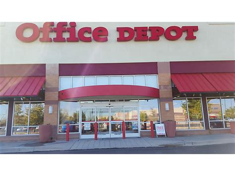 Office Depot Hours For Today by Office Depot 2187 Denver Co 80238