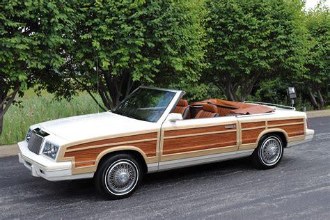 84 Chrysler Lebaron by 1984 Chrysler Lebaron Cross Town Country