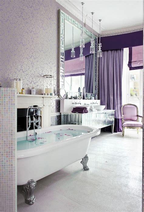 lovely feminine glam bathroom design ideas