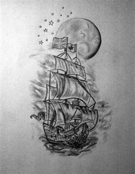 Half Sleeve Tattoo Designs For Men Black And White | Cool