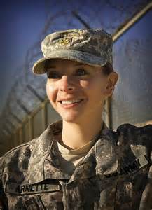 U.S. Army Women Soldiers