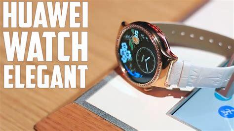 huawei jewel  elegant smartwatches review specs