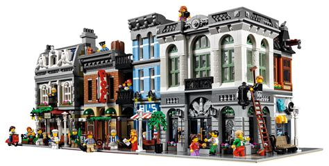 Lego Brick Bank 10251 Modular Building Up For Order