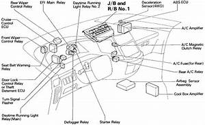 Toyota Previa Fuel Pump Relay