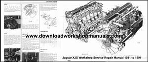 Jaguar Xjs Service Repair Workshop Manual