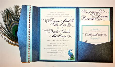 Peacock Wedding Invitations Beautiful And Elegant  Elasdress. Schedule A Letter. Gifts For Marines Graduating Boot Camp. Wattpad Cover Size. Merry Christmas Template. Powerpoint Business Plan Template. Identification Card Template Free. Policy And Procedure Template. Wedding Day Timeline Template