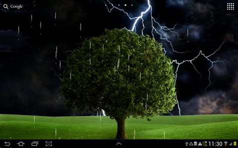Animated Thunderstorm Wallpaper - thunderstorm live wallpaper for pc choilieng