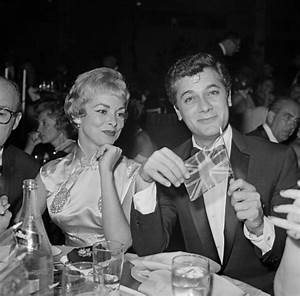 Janet Leigh & Tony Curtis | Tony Curtis | Pinterest