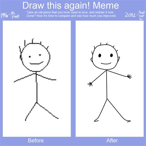 How To Draw Meme - parody 1 draw these meme 1 by rjace1014 on deviantart