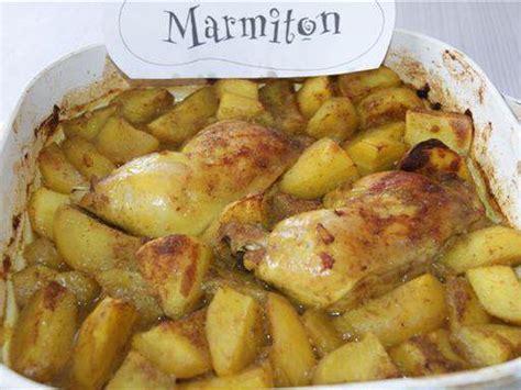 cuisine cuisse de poulet cuisse de poulet au curry au four facile cuisine