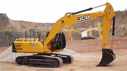 Jcb Excavator Js300 Excavadora Yellow Pala Js