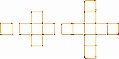 Matchstick Pattern Matchsticks Worksheet Many Patterns There