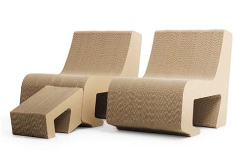 cardboard furniture collection prejudice  sanserif