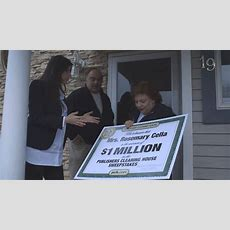 Rosemary Cella From Kissimmee, Florida Wins $1 Million From Publishers Clearing House Youtube