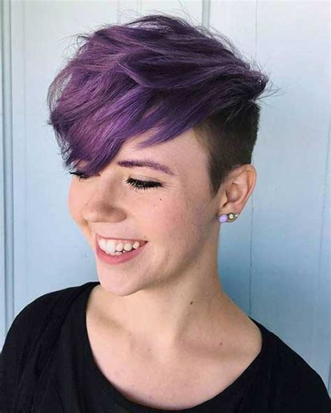 Hairstyles For A Pixie Cut by 20 Pics Of Pixie Haircuts You Need To See