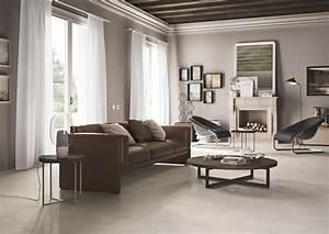 Renovierungsvorschläge Für Wohnzimmer : fliesen f r das wohnzimmer marazzi ~ Markanthonyermac.com Haus und Dekorationen