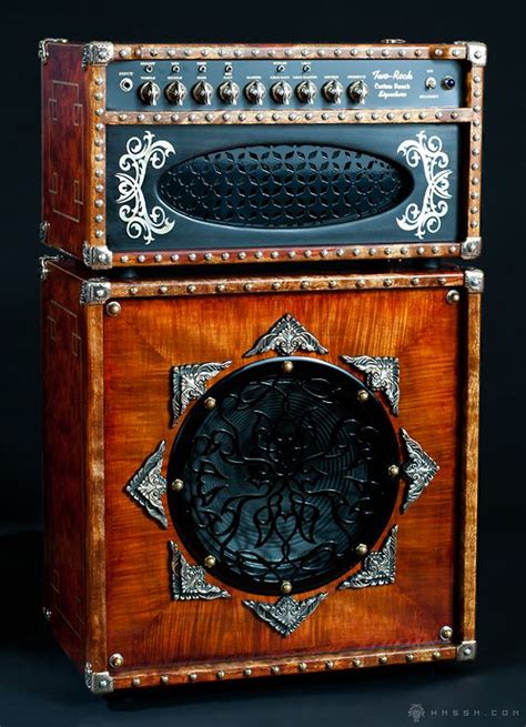 Lifier Cabinet Design by Pin By On Steunk Style Guitar