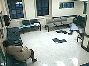 tape shows woman dying  waiting room floor cnncom