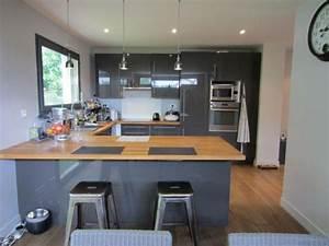 Aménagement Cuisine En U : comment agenceriez vous cette maison svp 64 messages ~ Premium-room.com Idées de Décoration