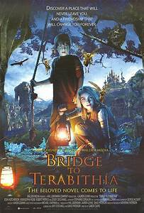 Bridge to Terabithia movie posters at movie poster ...