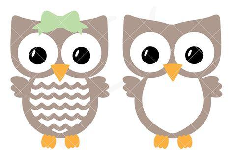 boy  girl owl svg files kelly lollar designs