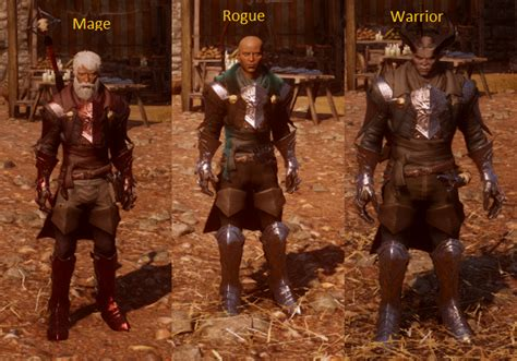 armor gear plate inquisition really endgame end game robes diversity loving unique appearance aren glad compared helps classes anything stand