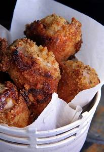 No-Fry Italian 'Fried' Chicken  Fried