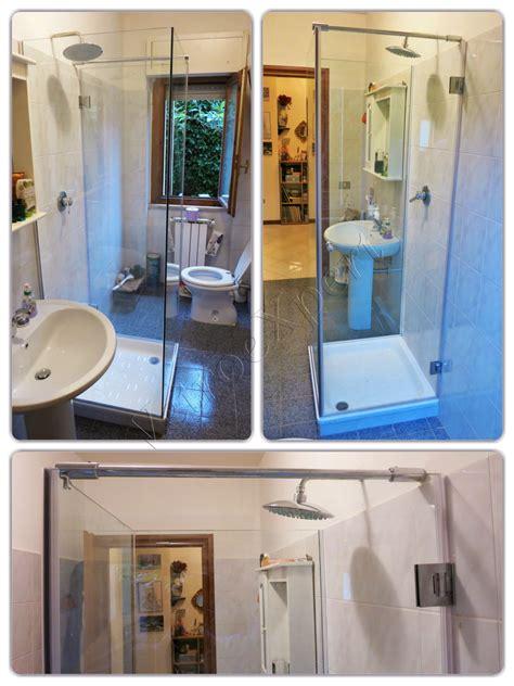 cabine doccia misure box doccia in vetro temperato vetroexpert roma