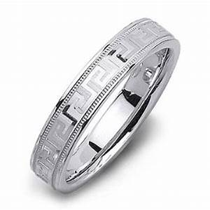 The blend of ancient and modern in versace wedding rings for Versace wedding ring